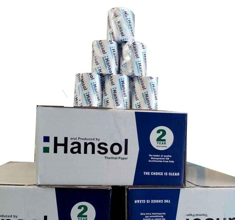 رول حرارتی هانسول کره