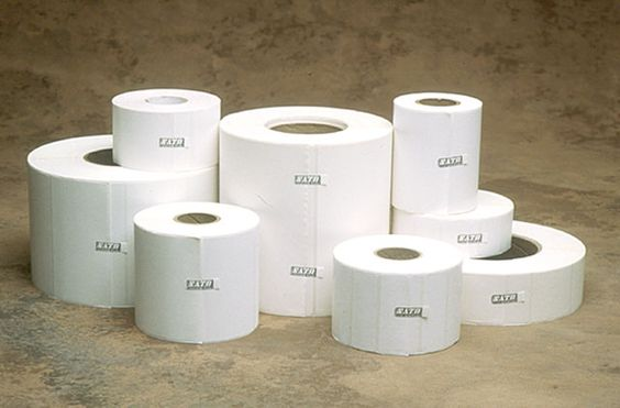 لیبل کاغذی