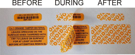void label 1